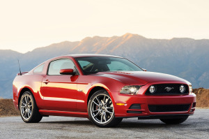 Ford Mustang - Star of 3000 Movies