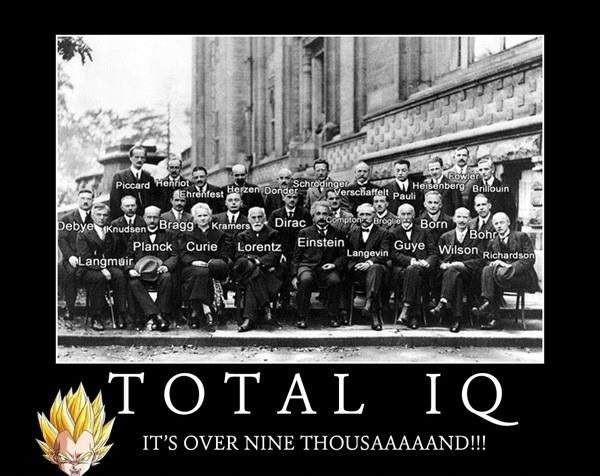 Total IQ Is Over 9 Thousaaaand