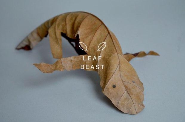 LEAF BEASTS by Baku Maeda (10)