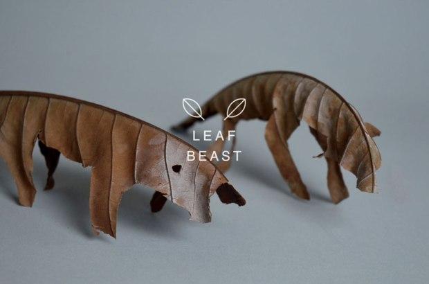 LEAF BEASTS by Baku Maeda (1)