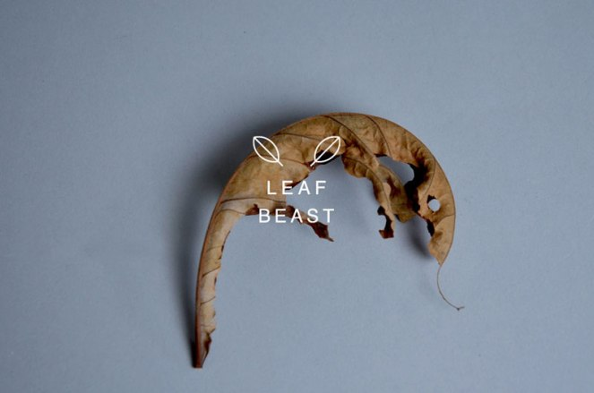 LEAF BEASTS by Baku Maeda (2)