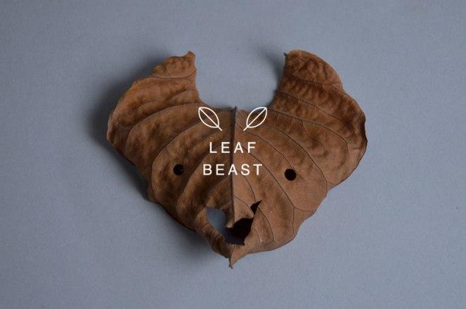 LEAF BEASTS by Baku Maeda (3)