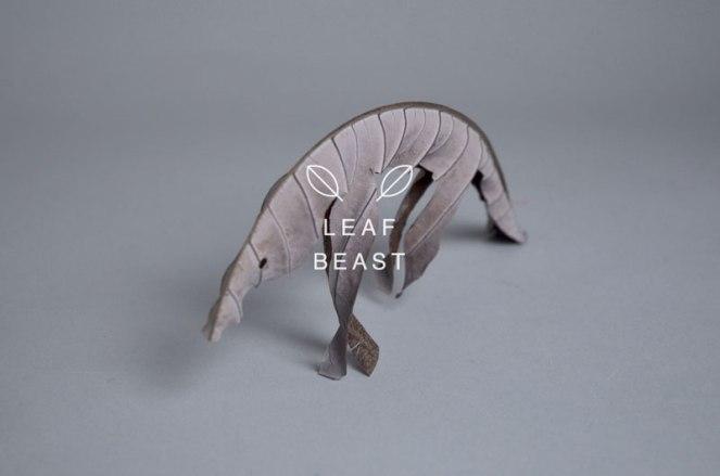 LEAF BEASTS by Baku Maeda (6)