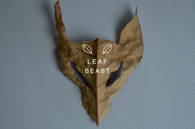 LEAF BEASTS by Baku Maeda (7)