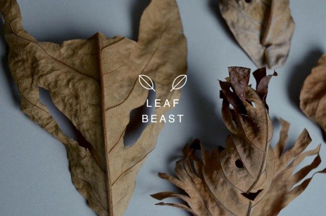 LEAF BEASTS by Baku Maeda (8)
