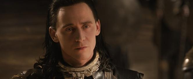 Tom Hiddleston, Loki, Thor: The Dark World