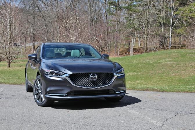 2020 Mazda 6 2