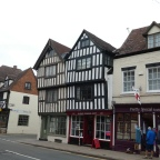 A day in Tewkesbury, Gloucestershire