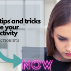 7 productivity tips and tricks for perfectionists to gain mindfulness