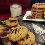 Coconut – Choco Chip Cookies
