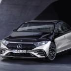 478 Mile Mercedes EQS brings Top Of Range electric luxury