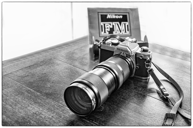 Nikon FM Camera