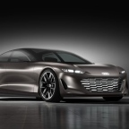 Audi Grandsphere concept explores the world of wheeled private jets