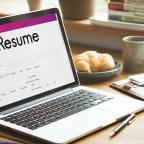 The rules for successful resume writing