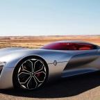 Prototype Vision#5; Renault Trezor: The next Dezir from Renault